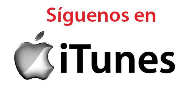iTunes, suscríbete ahora